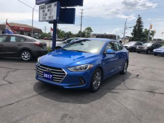 Used 2017 Hyundai Elantra GL Heated seats, back up camera and more.... for sale in Brantford, ON