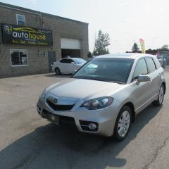 Used 2012 Acura RDX Base ONE OWNER, NO ACCIDENTS, HEATED SEATS, TURBO, AWD, LEATHER, SUNROOF, BACKUP CAMERA for sale in Newmarket, ON