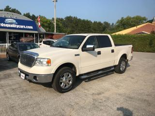 Used 2008 Ford F-150 Lariat for sale in Flesherton, ON
