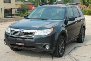 Used 2010 Subaru Forester 2.5 X Sport-tech NAVI | Heated Seats | CERTIFIED for sale in Waterloo, ON