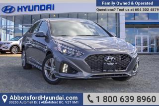 New 2018 Hyundai Sonata 2.4 Sport for sale in Abbotsford, BC