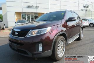 Used 2014 Kia Sorento LX Bluetooth, Cruise Control, AWD for sale in Unionville, ON