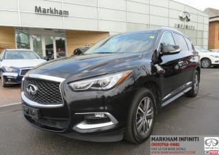 Used 2016 Infiniti QX60 Leather, Sunroof, Backup Camera for sale in Unionville, ON