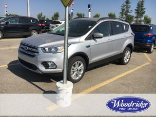 New 2018 Ford Escape SEL for sale in Calgary, AB