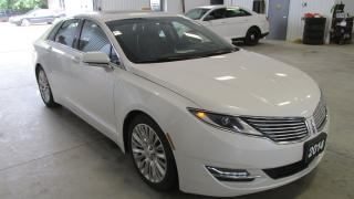 Used 2013 Lincoln MKZ LIMITED for sale in Chatsworth, ON