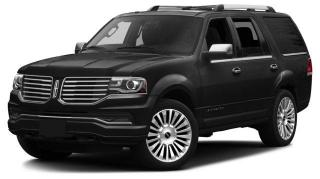 Used 2015 Lincoln Navigator BASE for sale in Calgary, AB