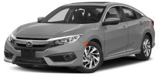 New 2018 Honda Civic Sedan EX CVT for sale in Scarborough, ON