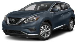 New 2018 Nissan Murano SL AWD CVT for sale in Ajax, ON