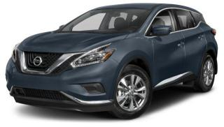 New 2018 Nissan Murano Platinum AWD CVT for sale in Ajax, ON