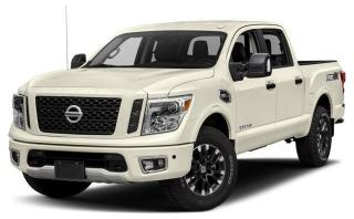 New 2018 Nissan Titan Crew Cab SV Midnight Edition for sale in Whitby, ON