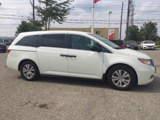Used 2017 Honda Odyssey SE Sold Pending Customer Pick Up...Bluetooth, Back Up Camera, Heated Seats and more! for sale in Waterloo, ON