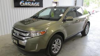Used 2013 Ford Edge Limited for sale in Chatsworth, ON
