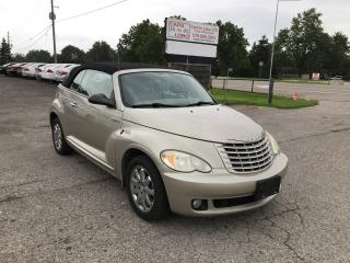 Used 2006 Chrysler PT Cruiser TOURING for sale in Komoka, ON