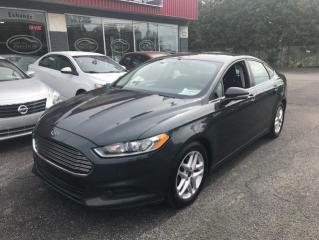 Used 2016 Ford Fusion Se Gar for sale in St-eustache, QC