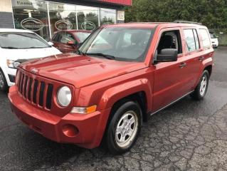 Used 2010 Jeep Patriot AWD GAR for sale in St-Eustache, QC