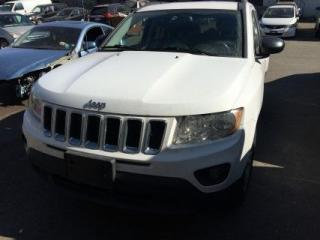 Used 2011 Jeep Compass Sport for sale in Scarborough, ON