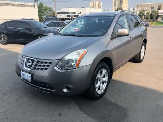 Used 2008 Nissan Rogue SL for sale in North York, ON