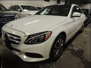 Used 2015 Mercedes-Benz C 300 4MATIC, NAVI, BACK UP CAMERA, PANO ROOF for sale in Mississauga, ON