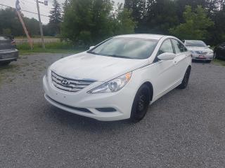 Used 2013 Hyundai Sonata GLS for sale in Gormley, ON