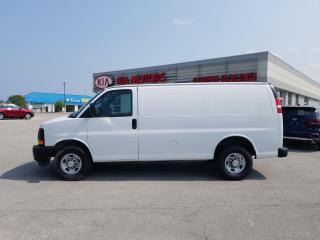 Used 2017 Chevrolet Express for sale in Owen Sound, ON