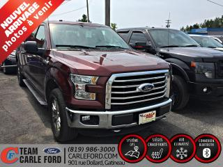 Used 2016 Ford F-150 Ford F-150 XLT 2016, Système de navigati for sale in Gatineau, QC