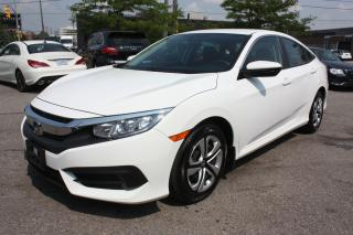 Used 2016 Honda Civic LX   BACKUP CAMERA   LOWKM for sale in North York, ON