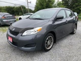 Used 2010 Toyota Matrix w/ LEATHER for sale in Gormley, ON