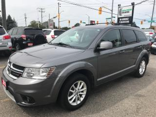 Used 2013 Dodge Journey SXT l Bluetooth l Power Outlet l Alloys for sale in Waterloo, ON