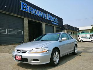 Used 2002 Honda Accord EX V6 for sale in Surrey, BC