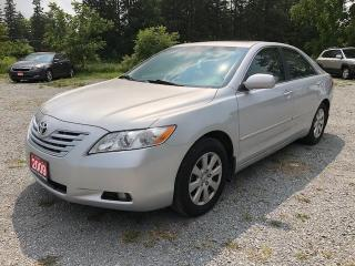 Used 2009 Toyota Camry XLE Leather Sunroof for sale in Gormley, ON