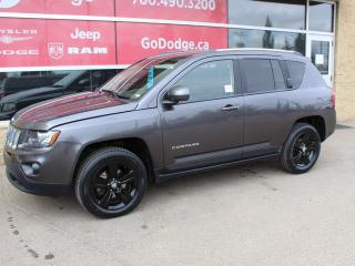 Used 2015 Jeep Compass Sport for sale in Edmonton, AB