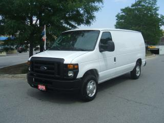 Used 2010 Ford E-150 Commercial for sale in York, ON