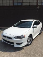 Used 2010 Mitsubishi Lancer CERTIFIED for sale in North York, ON