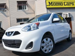 Used 2015 Nissan Micra SV!Clean Carproof!CargoSPace!Only$92/Bi-weekly! for sale in St Catharines, ON