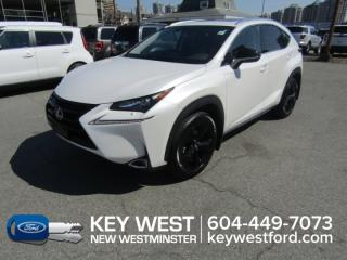 Used 2017 Lexus NX 200t AWD Cam Heated Seats for sale in New Westminster, BC