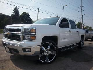Used 2014 Chevrolet Silverado 1500 LT w/1LT for sale in Whitby, ON