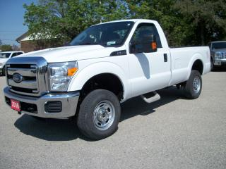 Used 2016 Ford F-250 XL 4x4 Long Box for sale in Stratford, ON