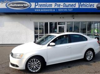 Used 2011 Volkswagen Jetta *TDI, Navigation, Highline Package* for sale in Langley, BC