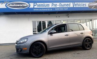 Used 2011 Volkswagen Golf TDI Highline for sale in Langley, BC