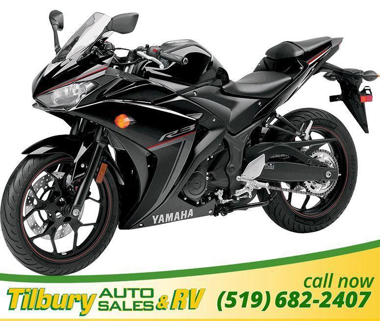 2018 Yamaha YZF-R3