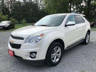 Used 2012 Chevrolet Equinox LT POWER SUNROOF BACK UP CAMERA for sale in Gormley, ON