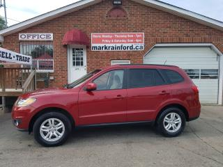 Used 2011 Hyundai Santa Fe GL 3.5 V6 Heated Cloth Bluetooth for sale in Bowmanville, ON