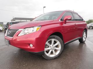 Used 2011 Lexus RX 350 NAV TOURING FULL LEXUS SERVICE for sale in Toronto, ON