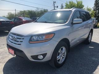 Used 2010 Hyundai Santa Fe GLS AWD LOW KMS for sale in Gormley, ON