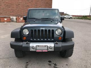Used 2007 Jeep Wrangler X for sale in Brampton, ON
