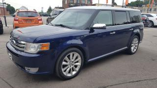 Used 2011 Ford Flex limited for sale in Hamilton, ON