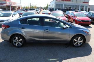 New 2018 Kia Forte EX (AT) Heated Seats & Steering Wheel, Push Button Start, Back Up Camera, - Edmonton Dealer for sale in Sherwood Park, AB