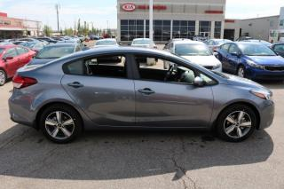 New 2018 Kia Forte LX + (AT) Back Up Camera, Keyless Entry, Heated Seats, - Edmonton Dealer for sale in Sherwood Park, AB