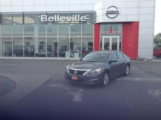 Used 2015 Nissan Altima SV SUNROOF HEATED SEATS for sale in Belleville, ON