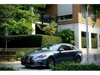 Used 2015 Lexus IS 250 F Sport for sale in Burnaby, BC